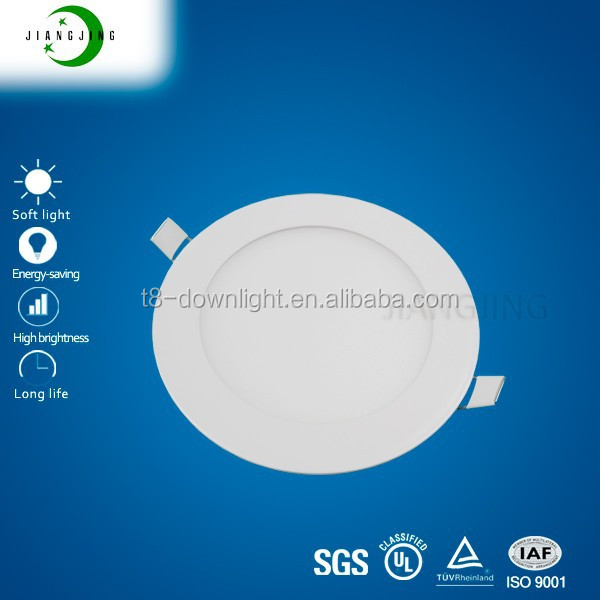 High Brightness 0-10V Dimmable Natural White SMD2835 6500k 12 watt Led Panel Light