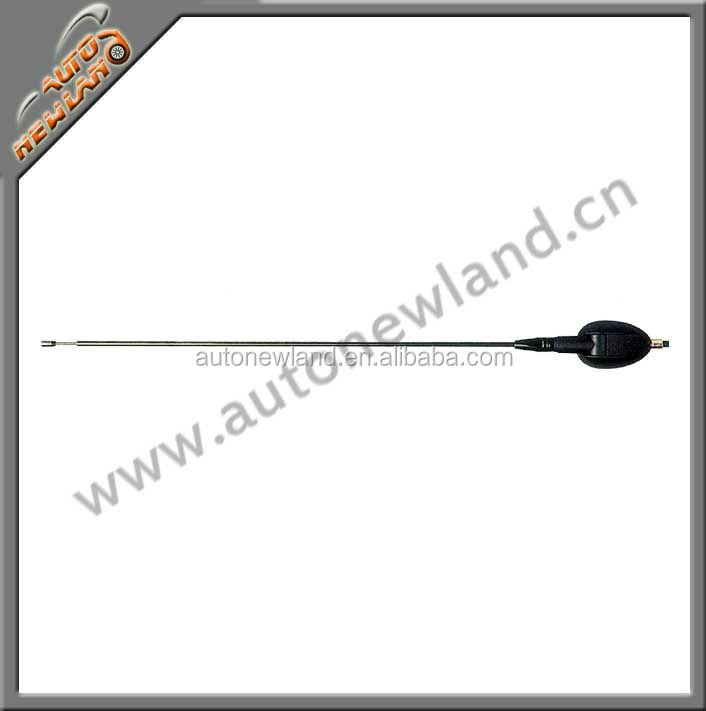 High quality 2 sections decorative Car CB Antenna
