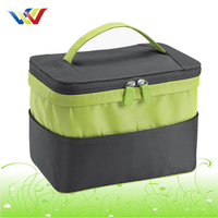 Popular Luggage Expandable Train Case,Cosmetic bag