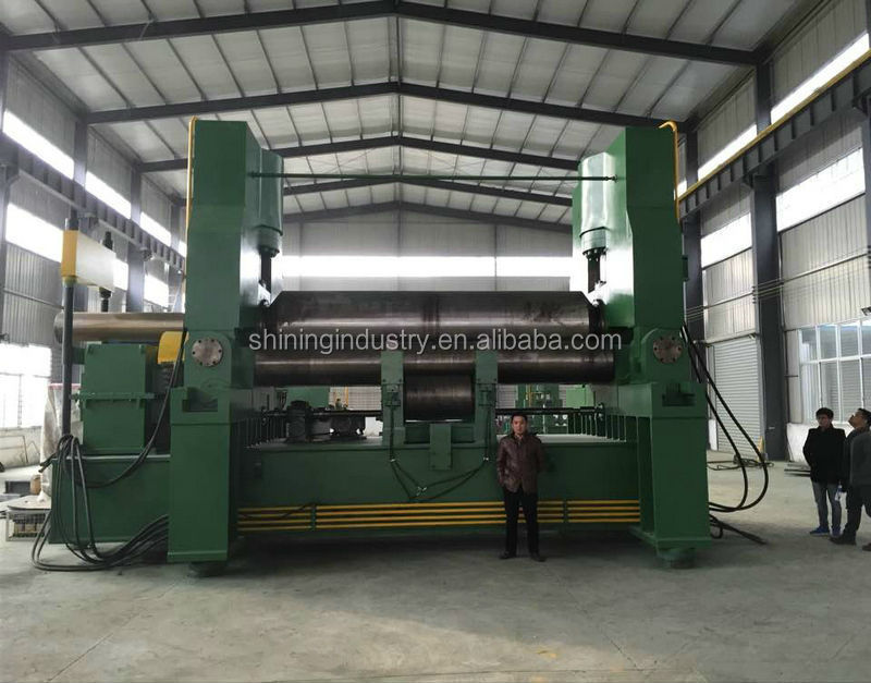 <strong>W11S</strong> rolling machine of rolls , rolling mill machine , cold rolling machine