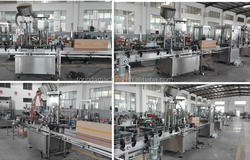 fully automatic ropp capper/aluminum screw caps capping machine