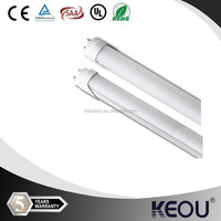 Aluminum Body Milk cover 12v led tube light t8 22,8,9,10,18,14,15, 25,20,13,30w with UL TUV CUL listed