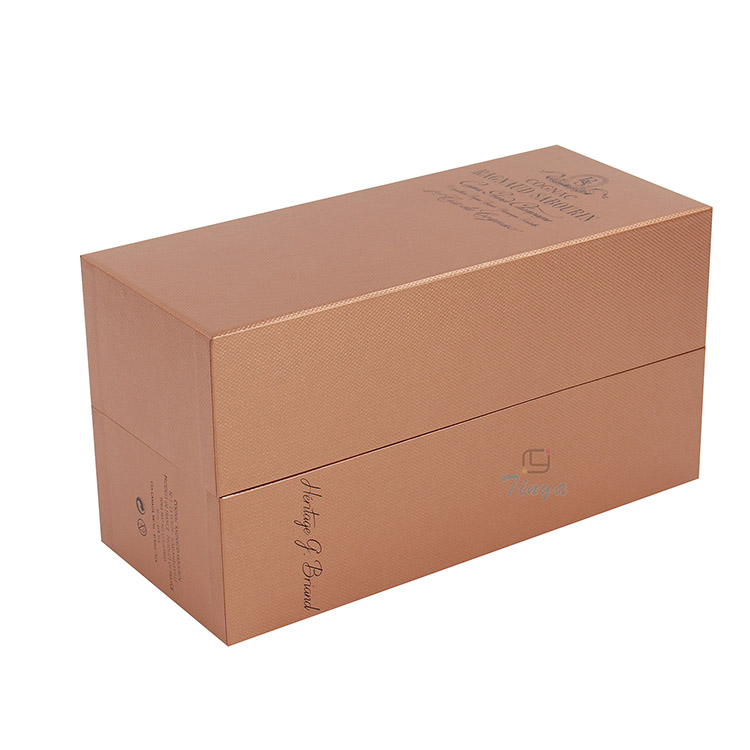 rectangle inserts wine boxes cardboard wholesale