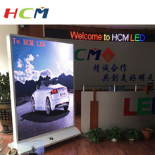 airport weather report led display board/station led sign/signage display