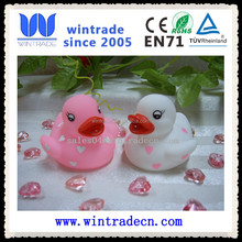 custom rubber duck toy pink float toy rubber duck
