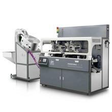Best Pprice Automatic Printing Multi Colors Bottle Silk Screen Machine