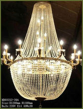 wholesale crystal chandelier/antique crystal chandeliers light for sale