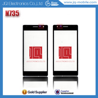 China Alibaba phone touch screen glass replacement for Nokia N735