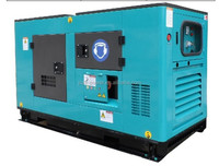 12KVA guangzhou factory sale power silent electric diesel generator set genset generator electric 220v 10kw