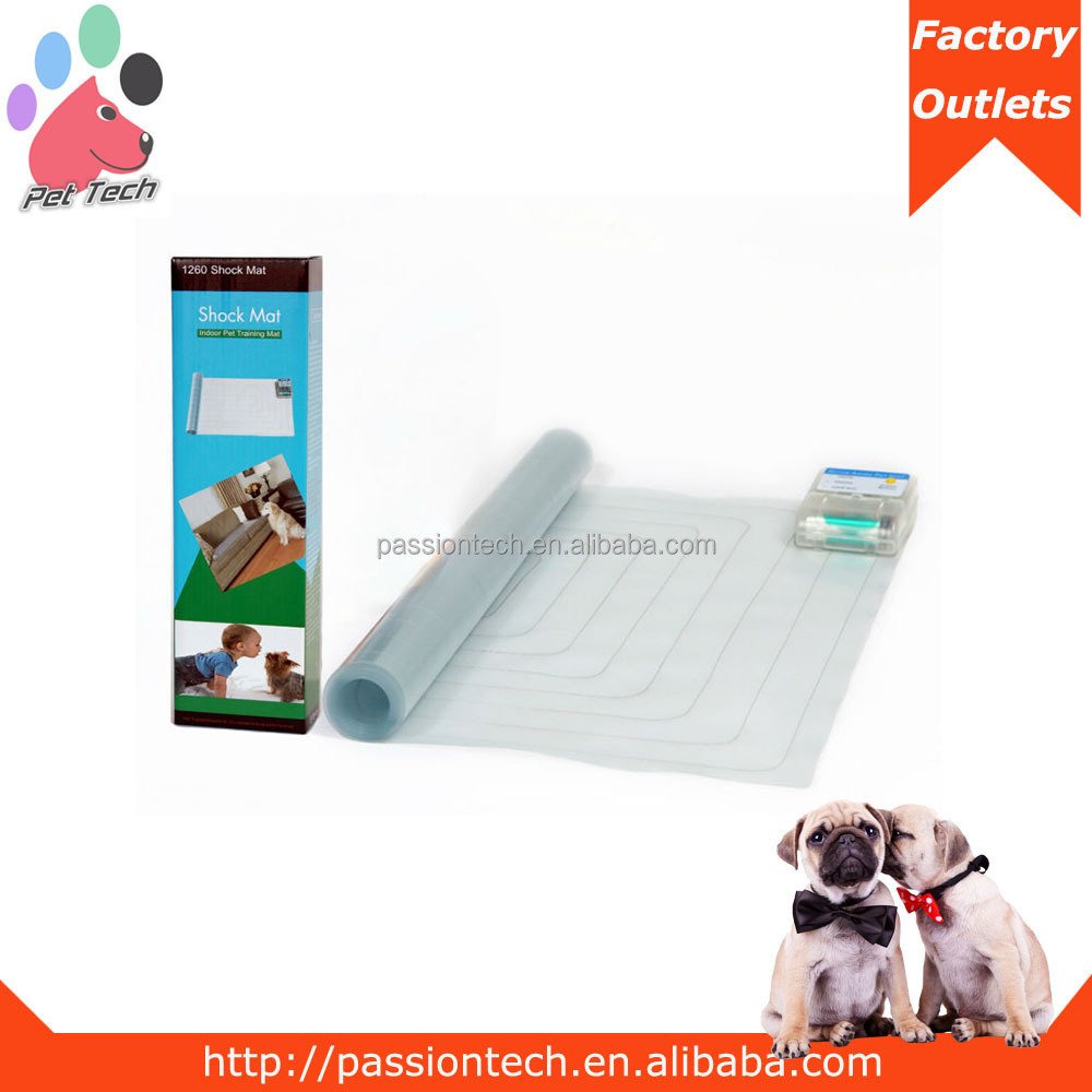 Pet-tech M1260 Electronic Pet Training Dog Cat Barrier Repellent Shock Scat Mat Pad 12x60