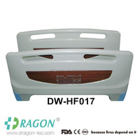 DW-HF series adjustable ABS hospital bed parts