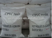 Factory best C-PVC raw materials (formulated compound) for producing pipes