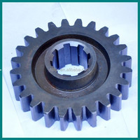 20 CrMnTi Professional Hobbing Custom Spur gear for gear for paper shredder/ gear rack & Pinions from china supplier
