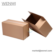 Shenzhen Manufacturers Recycle Printing 7-ply Paper Carton Box