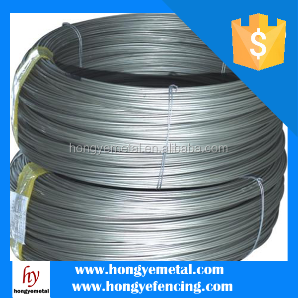 High Tensile Low Price Galvanized Netting Wire Hexagonal Wire