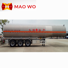 China factory fuel tanker trailer used gas tank truck with high quality