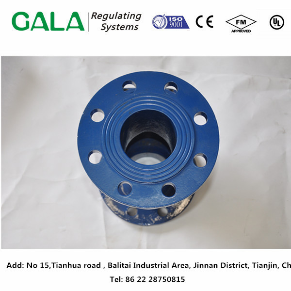 OEM newest at low price/hot sales y strainer valve body for oil