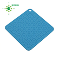 heat resistant silicone hot pad