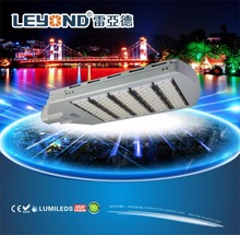 Shenzhen Leyond 5 years warranty Meanwell driver Lumiled 3030 road light 200w led street light
