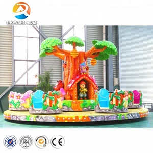 China Amusement Coffee Cup Rides Amusement Rides For Kid Tea Cup Rides