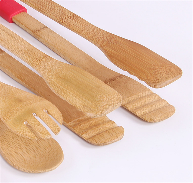 100% nature bamboo bread clip bamboo food clip