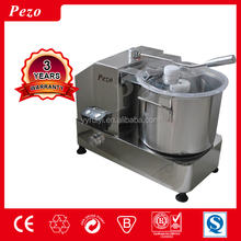 9L Made in China Business / Household Stainless Steel Food Shredder / Food Cutting Machine