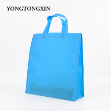 Best seller professional useful blue pp non woven cooler tote bag