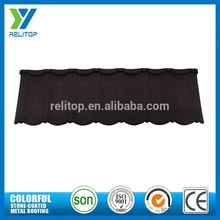 Al-Zinc Stone Chip Coated Chinese Roof From Gaoyao