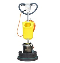 electric motor handheld terrazzo tile polishing machine