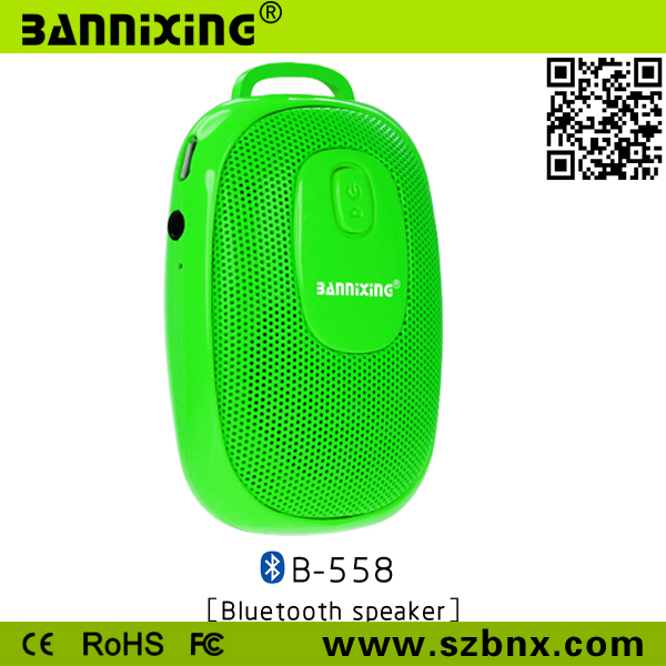 computer speaker B-558 bluetooth speaker with radio <strong>mini</strong>