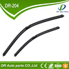 Car Windshield Wiper Blade For Skoda Octavia A7 Of Silicon Rubber Parts
