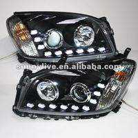 RAV4 LED Head Lamp For TOYOTA 2007 - 12 V2 Type