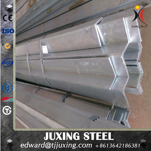 Hot dipped zinc galvanized steel corner angles factory