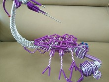 Popular arts and crafts/Souvenir features scorpion