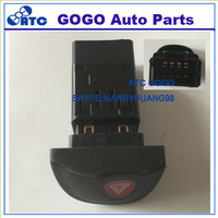 High quality Renault Hazard Warning Light Flasher Switch 77 00 435 867