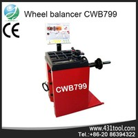 low speed CW799 used tire changers balancer for sale