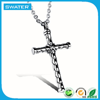 Stainless Steel Jewelry 2016 Men Tiger Nail Pendant