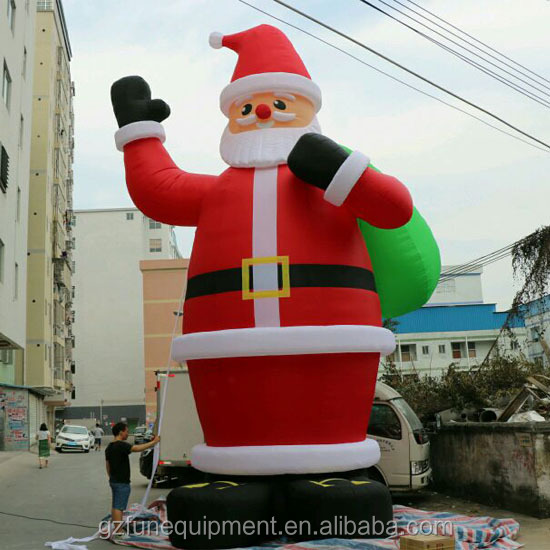 Christmas Theme Commercial Inflatable Bouncer Bounce House Bouncy Castles