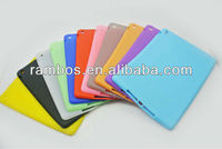Soft protective silicone cover case for iPad 5 tablet 9.7