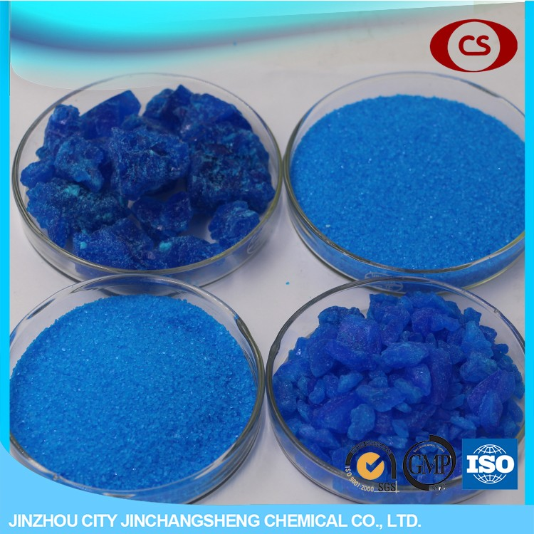 98% copper sulphate manufacturing process