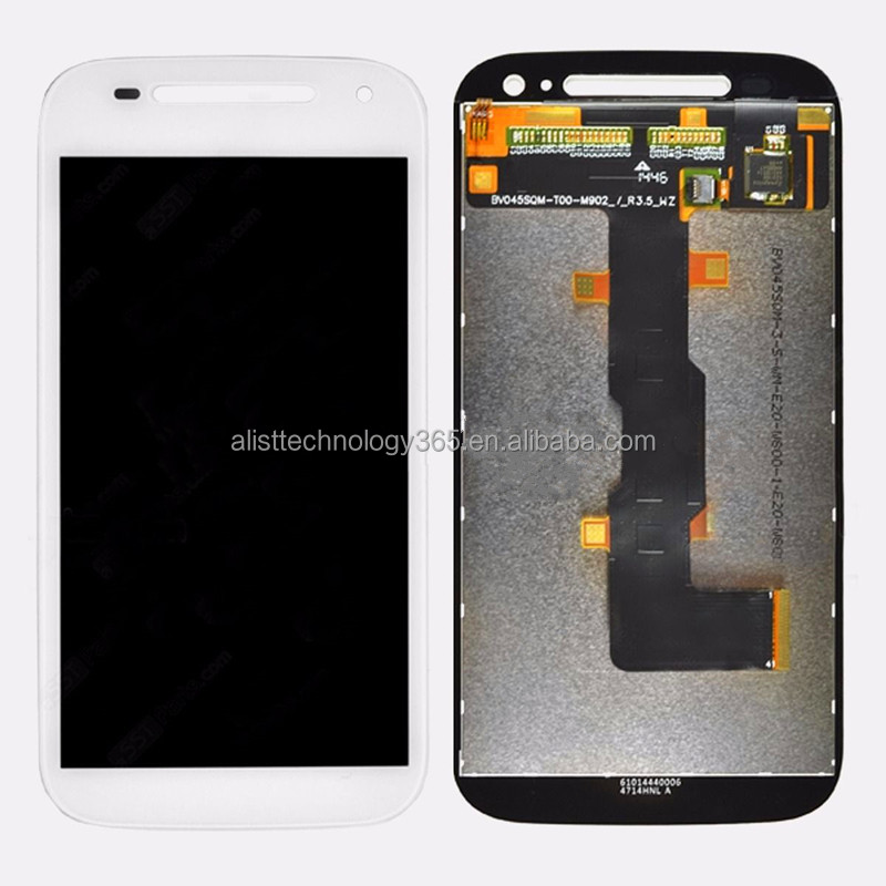 For Motorola Moto E 2nd Gen XT1526 LCD Display Touch Screen Digitizer Assembly