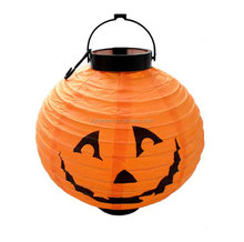 LED Paper lantern for wedding party Halloween party christmas for decoration