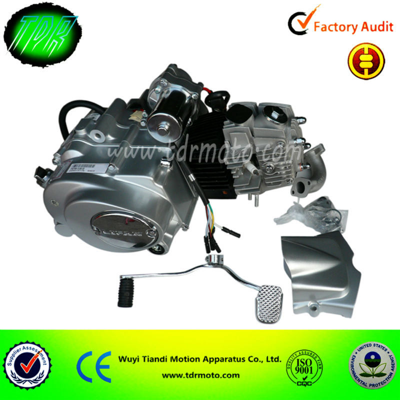 3% discount Hot sale Superior LIFAN 110cc engine for pit bike motorcycle racing bike scooter