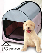 three colors portable dog tent,small dog carriers cage