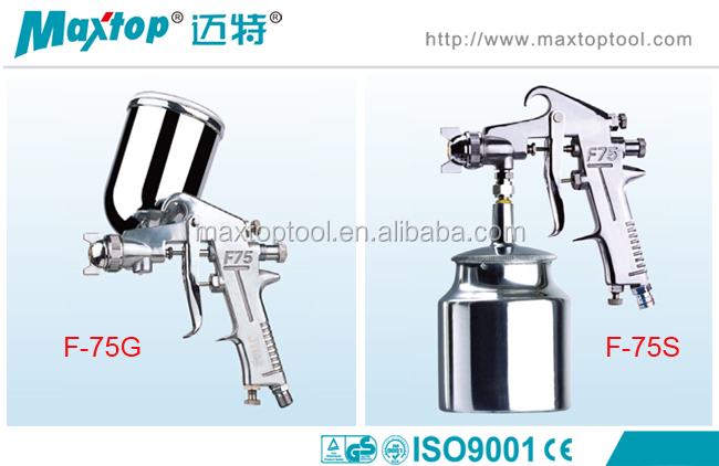 F-75S 750ml Car Vessel Painting Mini Spray Gun
