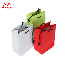 Customized high quality advertising indian wedding paper gift bags