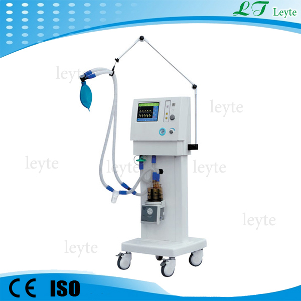 CE approved 2 vaporizer 8.4inch screen anesthesia machine