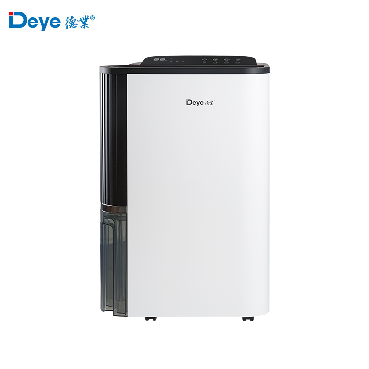 Low price adjustable humidistat portable deye duct desiccant home dehumidifier