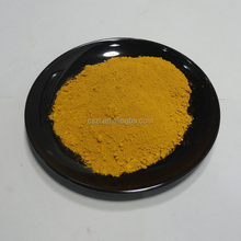 Free samples! color yellow iron oxide pigments for pvc and rubber paint