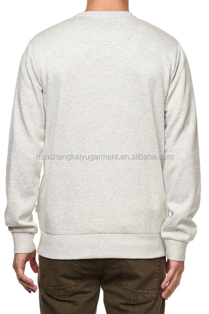 Cheap Custom Crewneck Sweatshirts With Kangaroo Pockets For Men ...